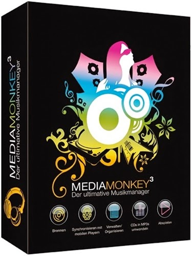 MediaMonkey 4.1.6.1723 GOLD Portable Download Software
