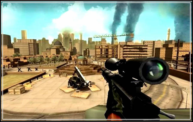 free online games of shooting