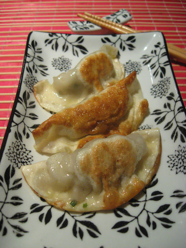 ... chives shrimp and chive potsticker dumplings shrimp and chive