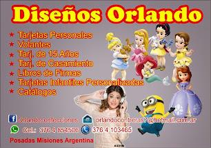 Diseños Orlando