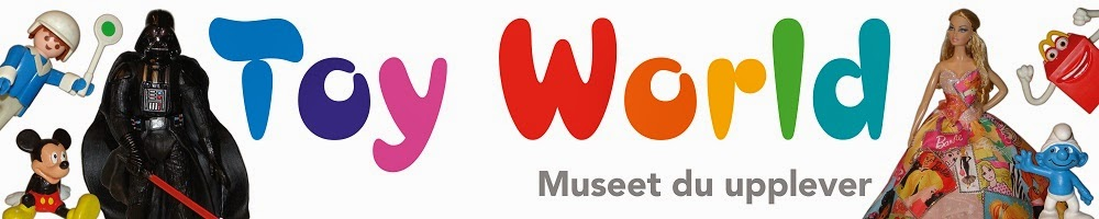 Toy World - museet du upplever - Helsingborg