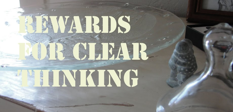 Rewards for Clear Thinking
