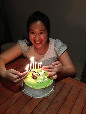 Yaya's Belated Birthday Celebration