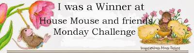 House Mouse Winner for #305