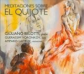 Meditaciones sobre El Quijote para guitarra. Literaturas Hispánicas UAM