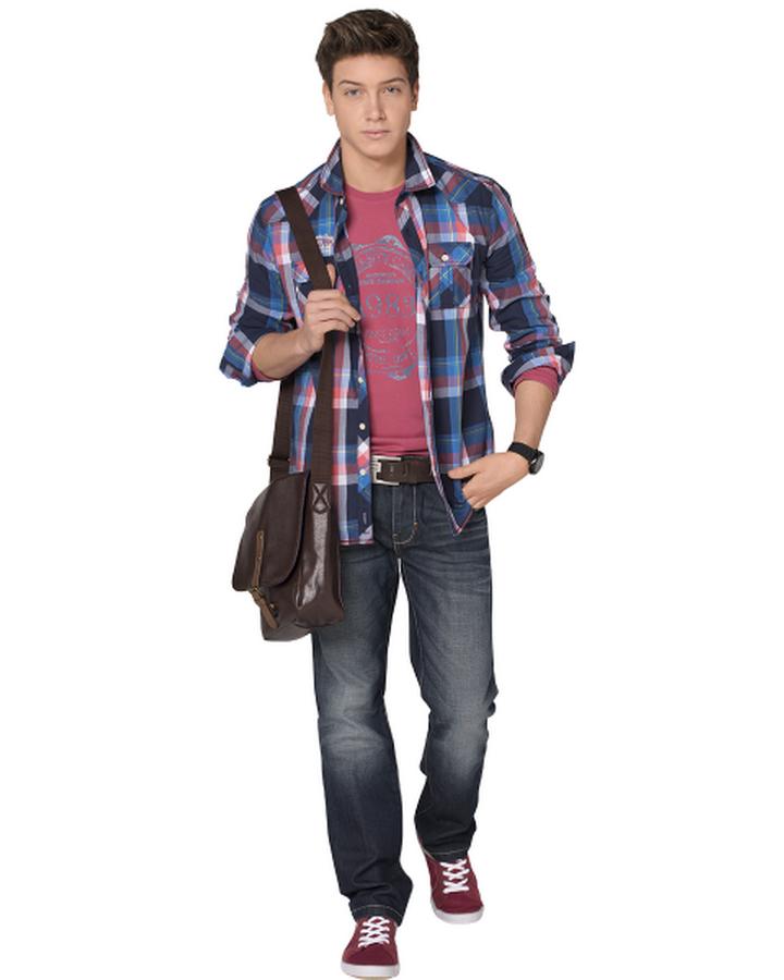 Colins кожаные куртки мужские