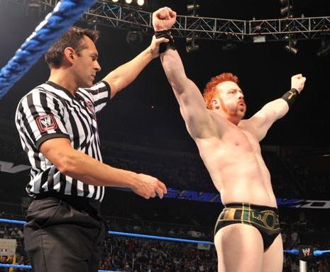 Resultados HFW RAW 4/1/14 Sheamus-wins