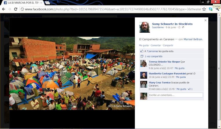 Campamento en Caranavi