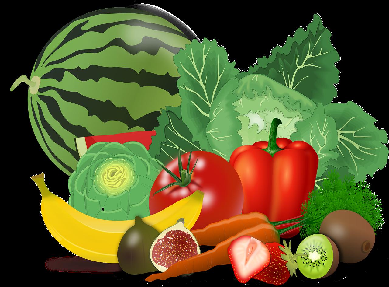 Masnutriente: Alimenta a tus hijos con frutas y verduras. Consejos
