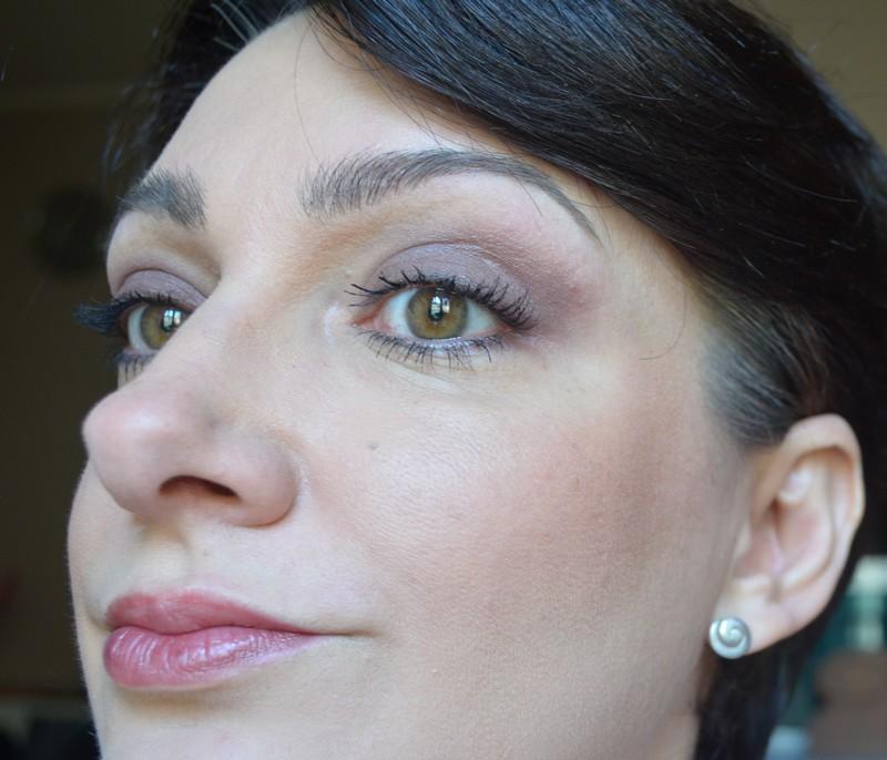 Makeup du jour , cicirena, mise en beauté, maquillage brune