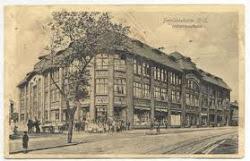 Kaufhaus in Friedenshütte