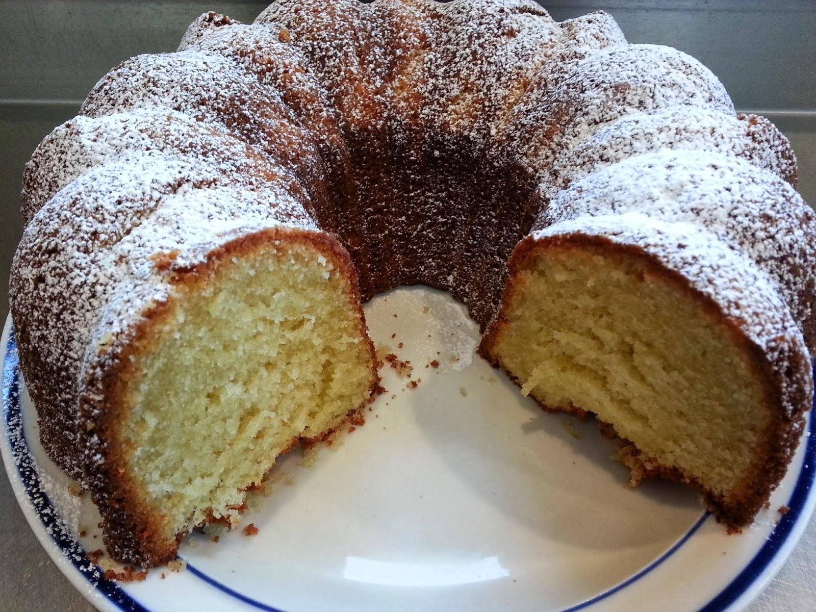 Piece Pound Cake