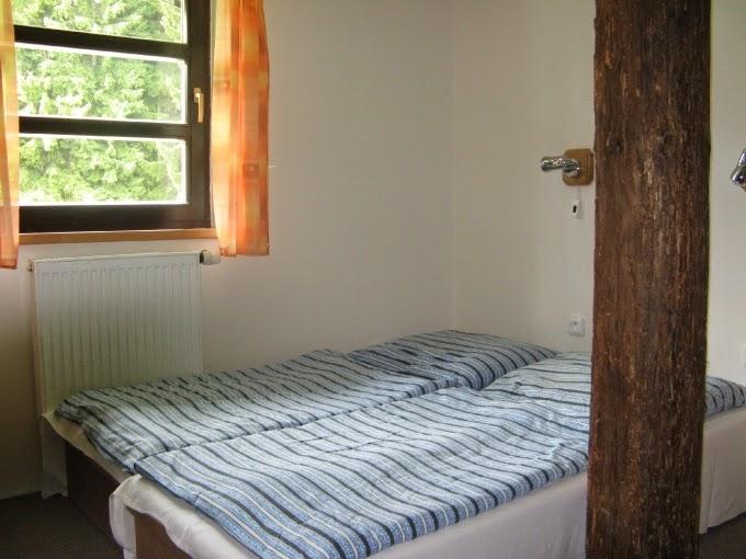 Ubytování na Modrokamenné boudě