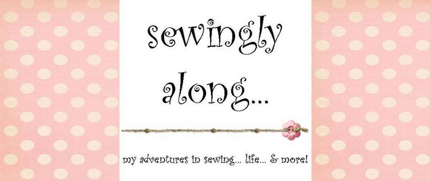 sewingly along...