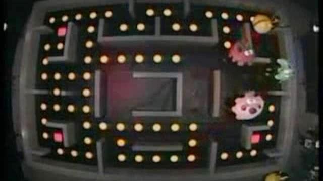 Pacman humain, quiz télévisé japonnais sur le jeu vidéo
