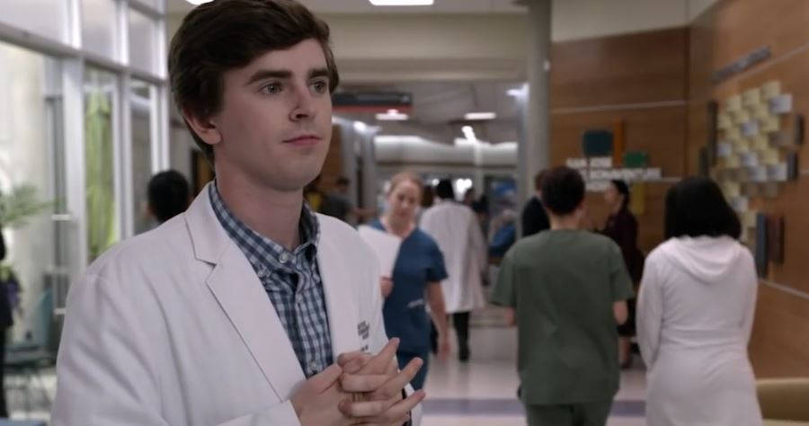 The Good Doctor - O Bom Doutor 2ª Temporada Completa Torrent 2018 720p HD WEB-DL
