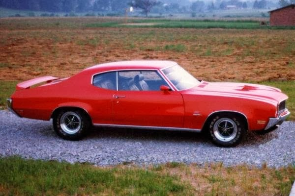 1970 buick gsx stage 1 buick was a performance player muscle car buick gs classic - Old American Muscle Cars For Sale