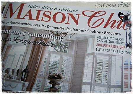Lylou anne collection maison chic - Maison chic magazine ...