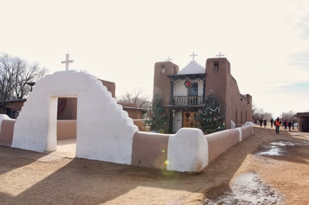 Taos Pueblo, New Mexico, Travel Diaries, Tanvii.com