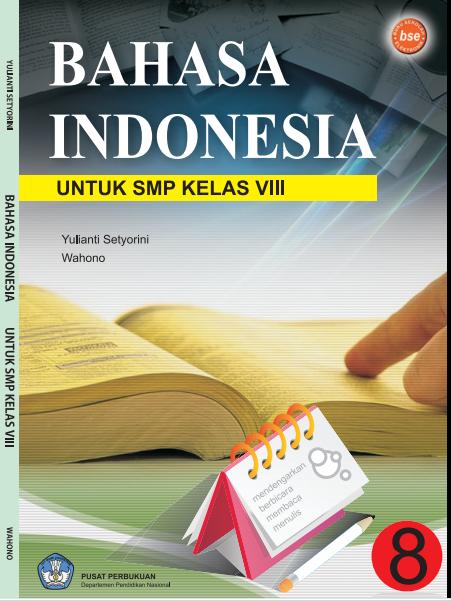 Download Buku Gratis Bahasa Indonesia 8 Untuk Smp Kelas 8