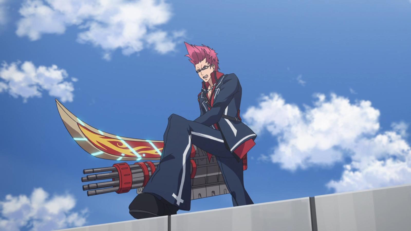 Anime Action Jadul