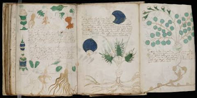 外星書 - 外星書「伏尼契手稿」