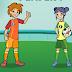 لعبة كرة القدم الجديدة