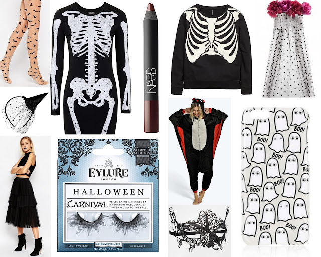 The Halloween Edit by What Laura did Next