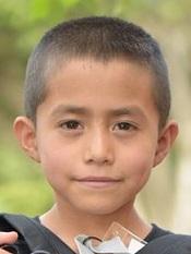 Brayan - Honduras (Betania), Age 8