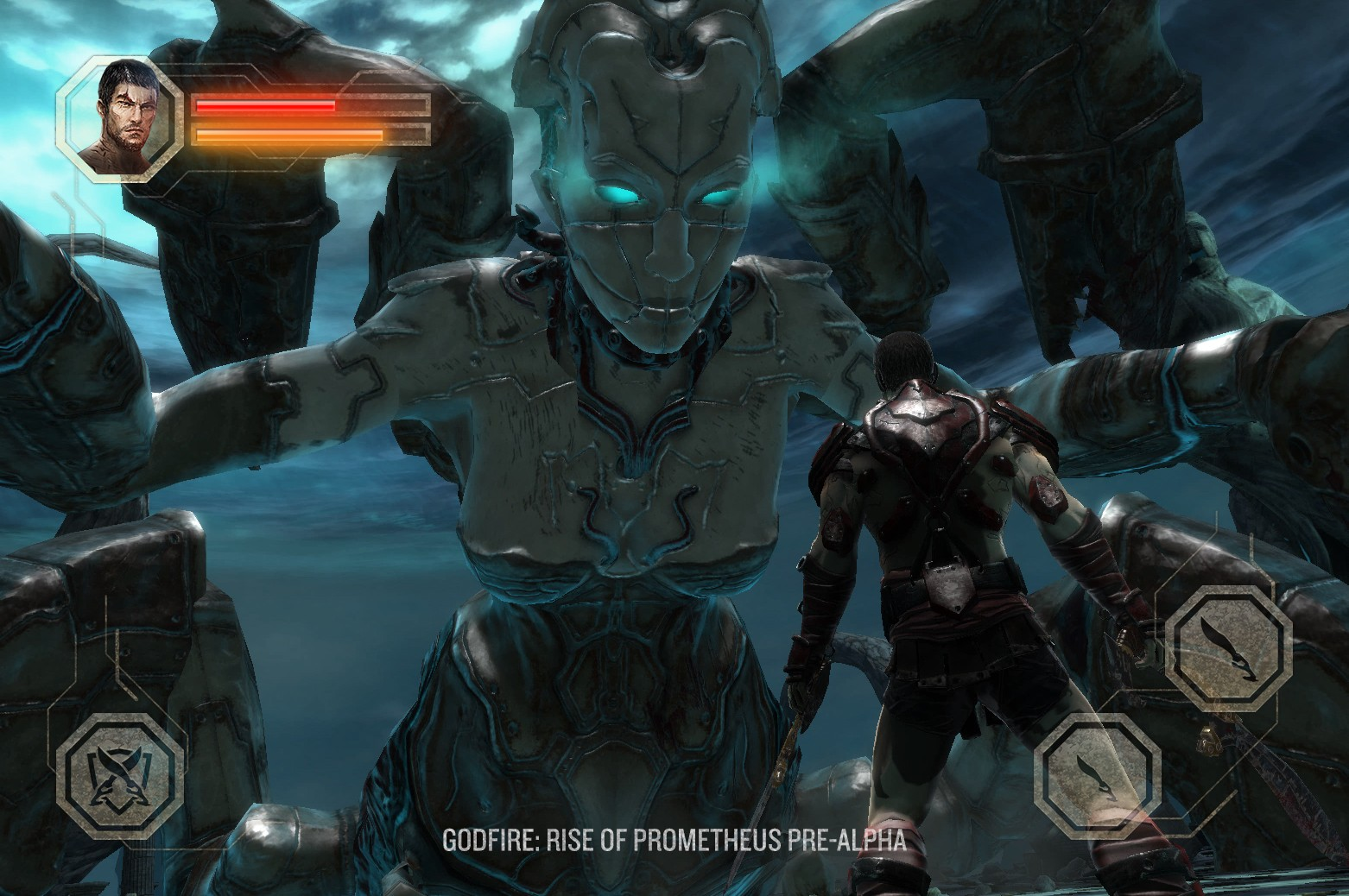 Godfire Rise of Prometheus screenshot