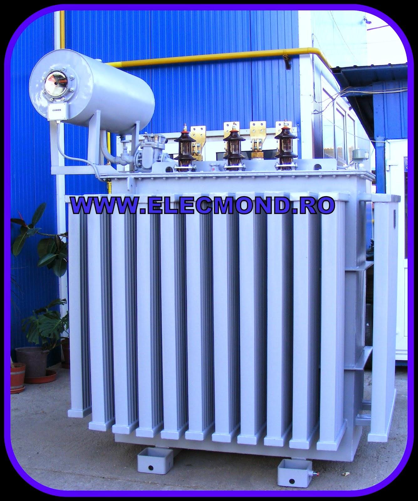 transformator , transformatoare , transformatoare din stoc , elecmond , elecmond blog , transformatoare electrice , transformatoare de putere , reparatii transformatoare , transformator 1600 kVA