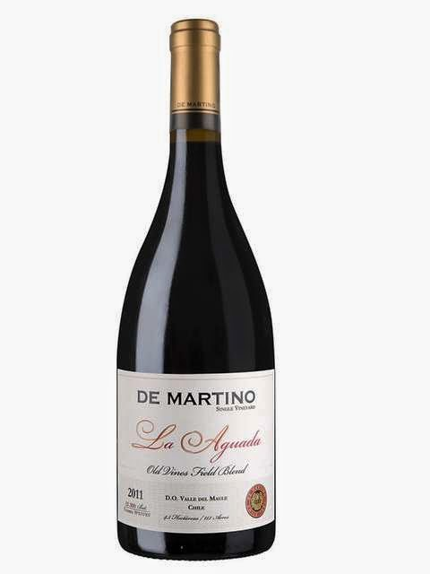 BOTELLA DE MARTINO VIGNO SINGLE VINEYARD LA AGUADA 2011