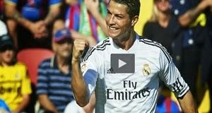 Levante 0 x 5 Real Madrid: Veja os gols da partida