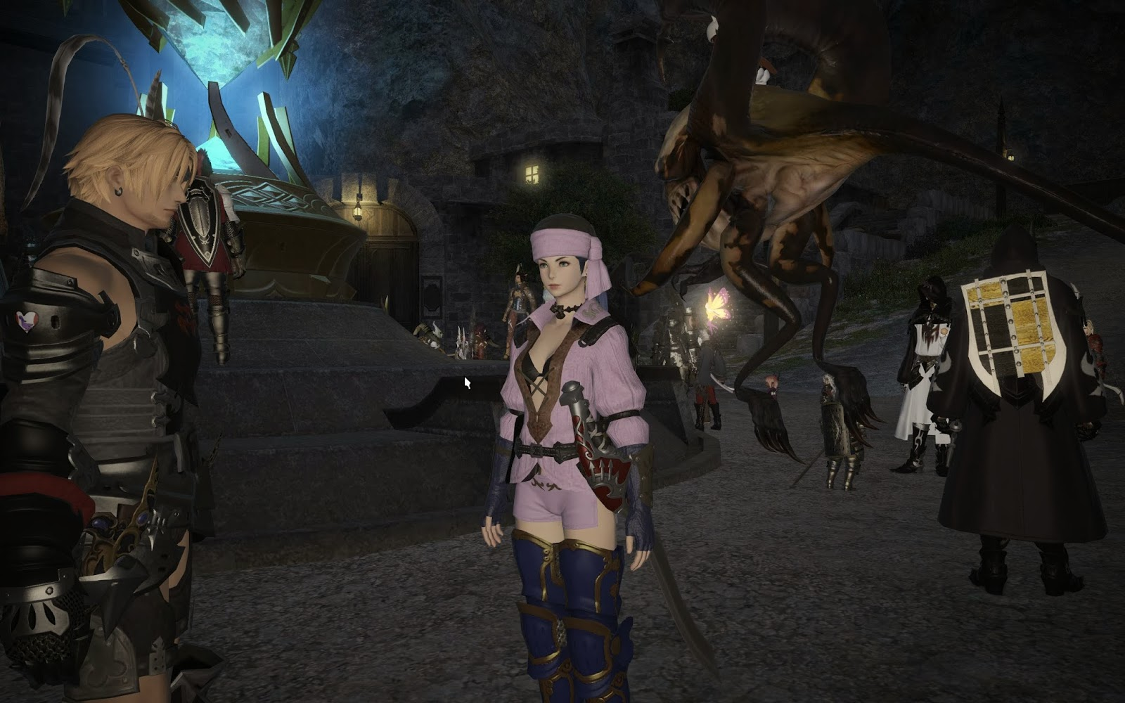 Final fantasy 14 naked mod xxx gorgeous models
