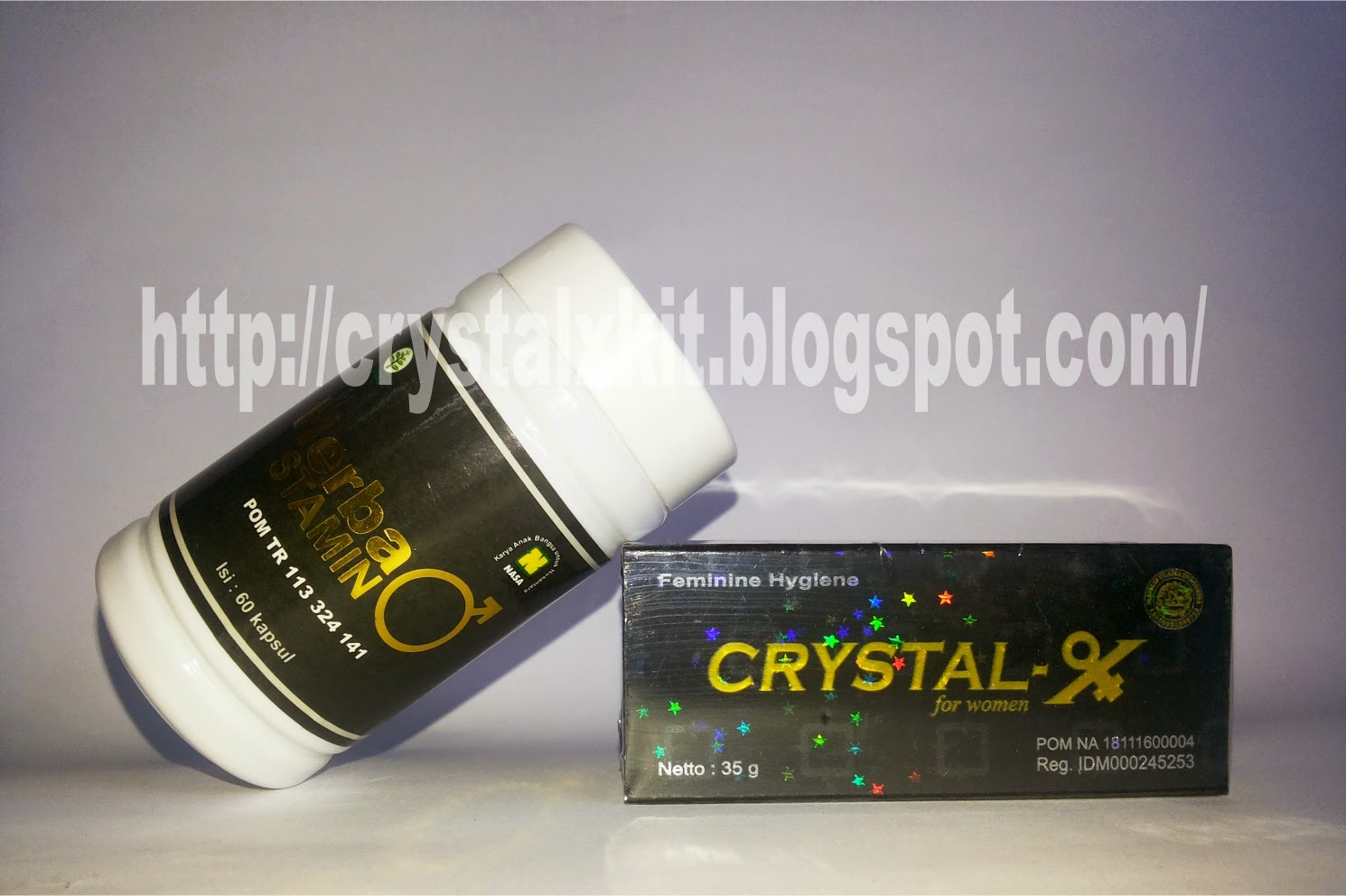 Crystal X rahasia keharmonisan keluarga