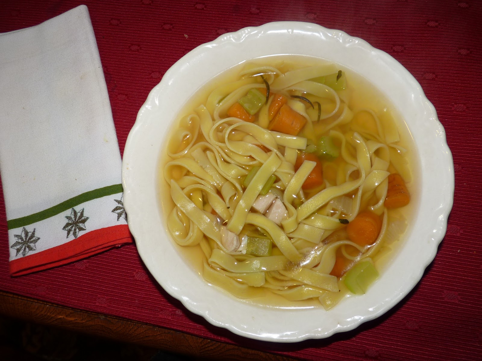 ... West Virginia Storyteller Granny Sue's Daily Blog: Soup for the Sick