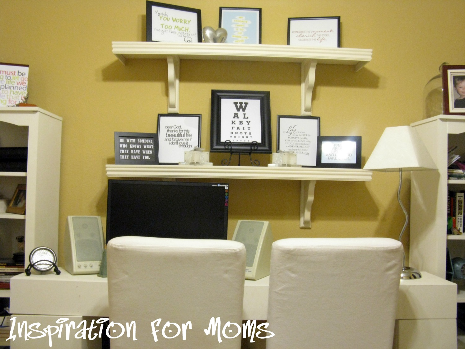 21 days to a clean organized home day 12 organizing your for Organize cleaning your house