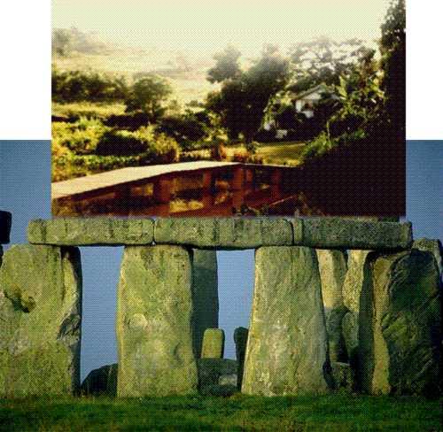 Sítio das Estrelas e Stonehenge
