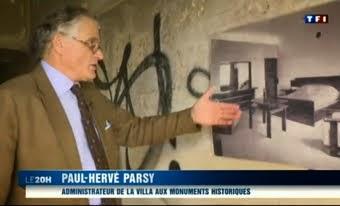 La villa Cavrois sauvée du vandalisme