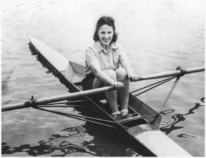 Philadelphia Girls' Rowing Club (PGRC) Ernestine Bayer