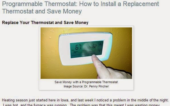 How to Install a Programmable Thermostat and Save Money