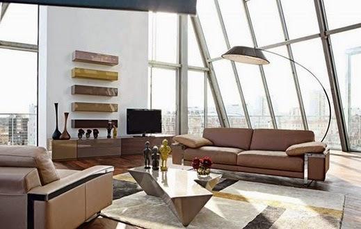 Desain Sofa Modern Untuk Ruang Tamu