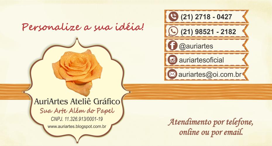 Auriartes Ateliê Gráfico - Niterói RJ