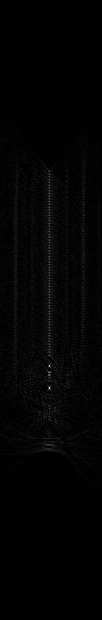 Vertical Image Gradient