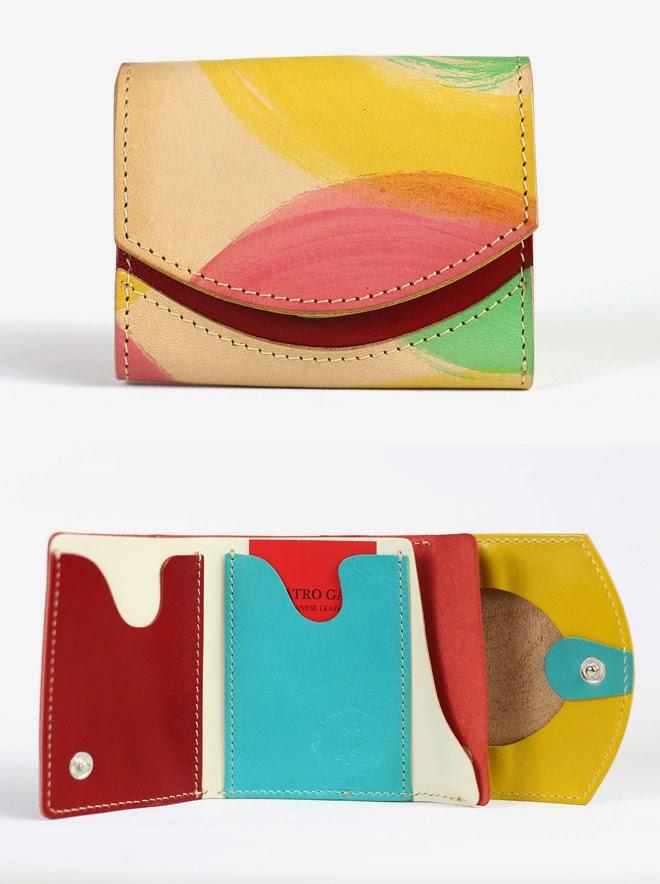 小さい財布 フルーツティー