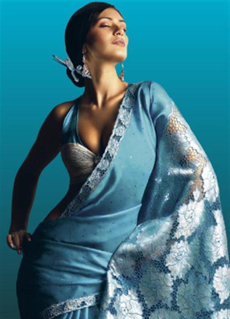 Designer Saree Blouse Design
