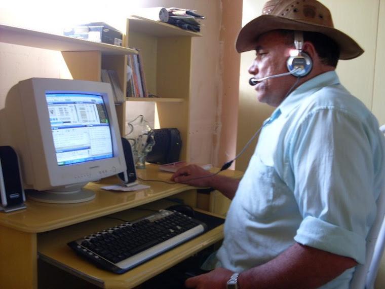 DIRETOR  GERAL DA RADIO CULTURA FM DE CAJAZEIRAS