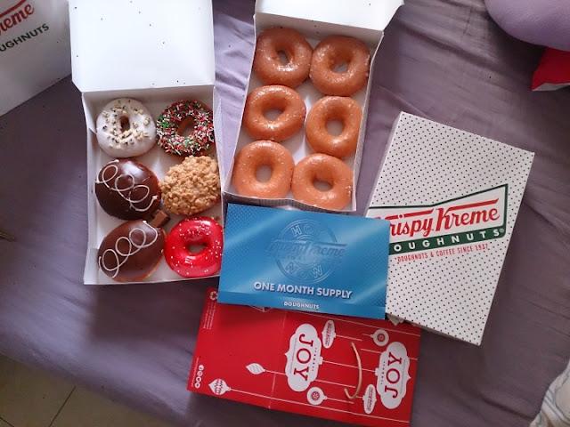#KKnowinSMSeaside, Krispy Kreme Doughnuts, Krispy Kreme SM Seaside City, SM Seaside City, Original Glazed