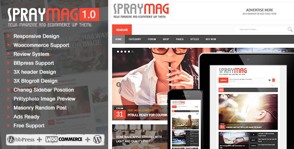 Best Magazine Blog Template