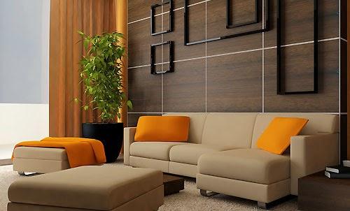 Bentuk-bentuk sofa ruang tamu 4
